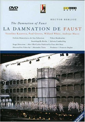 Damnation of Faust [DVD] [Import]