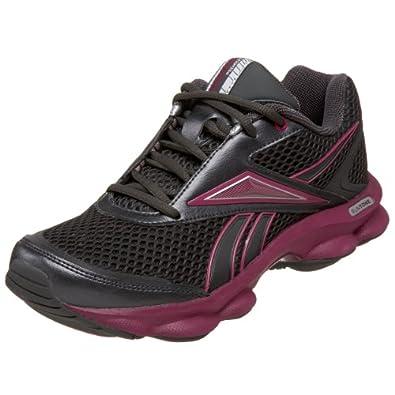 Reebok Women's Runtone Running Shoe,Gravel/Brazenberry/Pure Silver/White,5.5 M US