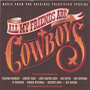 Johnny Cash -  Heroes & Friends  CD 1