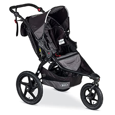 The BOB Revolution flex stroller with the latest innovative features, the Revolution FLEX is perfect for any sport experience. Also available in a single one-seat model. The Revolution flex stroller has a height adjustable padded handlebar, with 9 po...