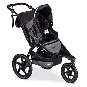 BOB Revolution Flex Stroller Black