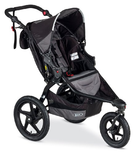 Fantastic Deal! BOB Revolution Flex Stroller, Black