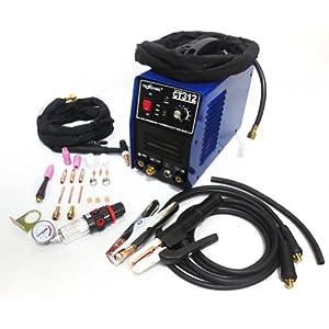 High-quality!CT-312 TIG120+ARC120+CUT30 TIG/MMA/plasma cutter 3in1 from elegantstunning