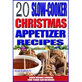 20 Easy Slow Cooker Christmas Appetizer Recipes: Holiday Cooking For Your Gathering ~ Jean Pardue