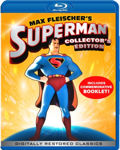 Max Fleischers Superman: Collector&#039;s Edition [Blu-ray]