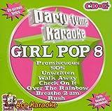 echange, troc Karaoke - Party Tyme Karaoke: Girl Pop, Vol. 8