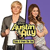 Austin & Ally Take It From The Top CD