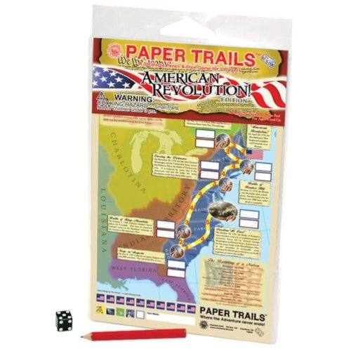 Paper Trails - Revolutionary War (Channel Craft PT-RW)