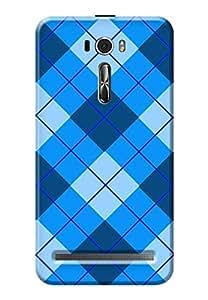 Asus Zenfone 2 Laser ZE601KL Designer Case Kanvas Cases Premium Quality 3D Printed Lightweight Slim Matte Finish Hard Back Cover for Asus Zenfone 2 Laser ZE601KL