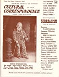 "Cultural Correspondence (Popular Culture & Revolution), Nos. 12-13-14, Summer 1981; special issue with supplement ""Surrealism Today & Tomorrow!"" [Last issue]"