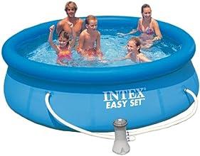 Intex Aufstellpool Easy Set Pools®, TÜV/GS, Blau, Ø 305 x 76 cm
