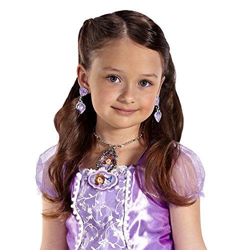 Disney Sofia the First Royal Jewelry Set