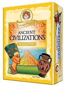 Educational Trivia Card Game - Professor Noggin's Ancient Civilizations