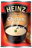 Heinz Classic Cream of Chicken Soup 400 g (Pack of 12)