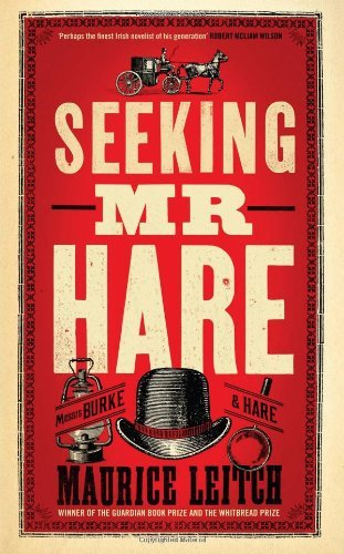 seeking-mr-hare-by-maurice-leitch-1-aug-2013-hardcover