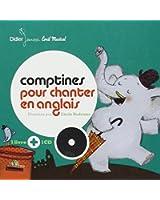 Comptines pour chanter en anglais