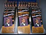 GUTHY RENKER PRODUCTION: Greg Garrison Presents The Best of The Dean Martin Variety Show 25 VHS Set. 24 Volumes + Special Edition!