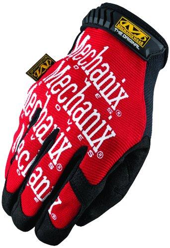 Mechanix Wear Mg-02-009 Original Glove, Red, Medium