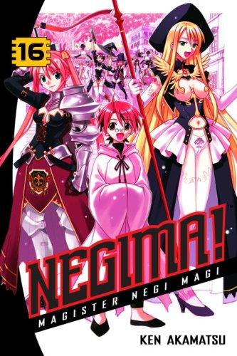 Negima! 16: Magister Negi Magi (Negima!)Ken Akamatsu