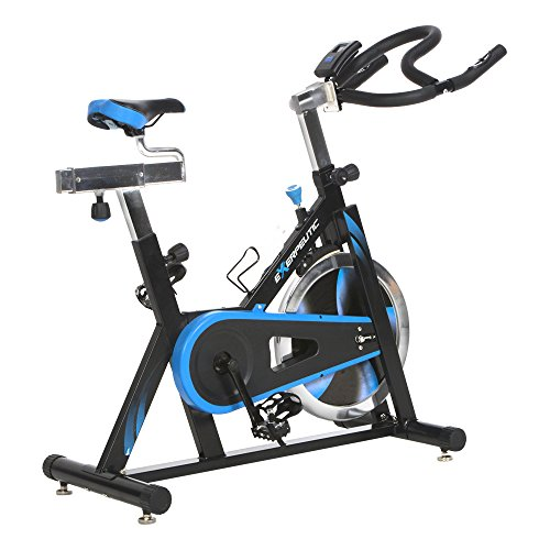 Exerpeutic LX7 Training Cycle with Computer Monitor and Heart Pulse Sensors (Indoor Training Cycle compare prices)