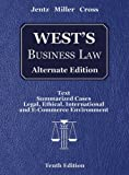 img - for West's Business Law, Alternate Edition (with Online Legal Research Guide) book / textbook / text book