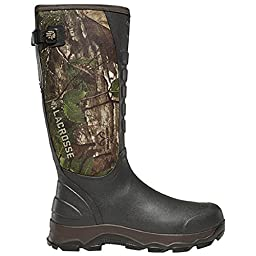 LaCrosse Men\'s 4X Alpha Snake Hunting Boot, Real Tree Extra Green, 10 M US