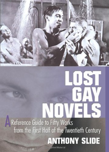 丢失的同性恋小说: 参考指南五十作品从二十世纪前半