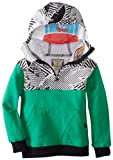Volcom Little Boys' Half Upper Over Zip Fleece Youth