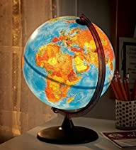 Orion Relief Globe – Illuminated with…