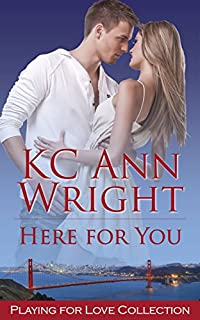Here For You by KC Ann Wright ebook deal