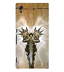 EPICCASE Lord of Ring Mobile Back Case Cover For Sony Xperia Z4 Mini / Z4 Compact (Designer Case)