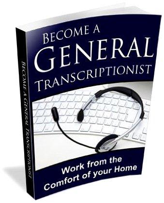 Transcription Starter Pack: Become a General Transcriptionist