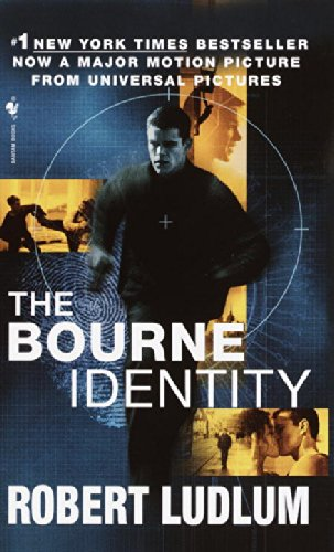 The Bourne Identity (Jason Bourne, #1)