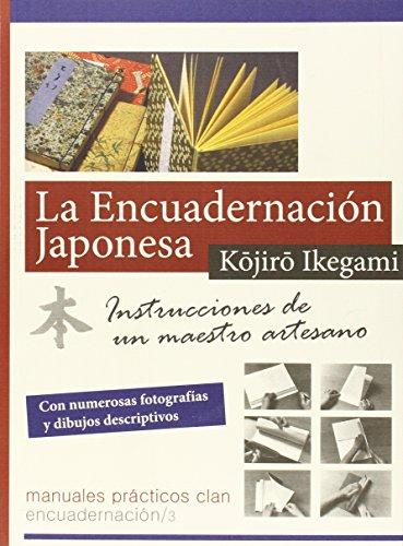 LA ENCUADERNACION JAPONESA