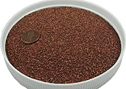 Light Brown Fine Gravel 20 lbs - Safe for Sandboxes, Substrate and Landscaping