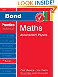 Bond Maths Assessment Papers 7-8 years
