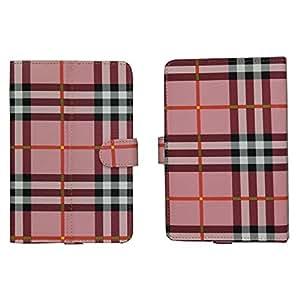Jo Jo Burbury Flip Flap Case Cover Pouch Carry For Vodafone Smart Tab Ii 7 Pink