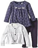 Kanz Baby - Mädchen Bekleidungsset 1322156, Gr. 62, Mehrfarbig (8240)