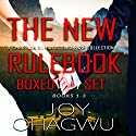 The New Rulebook Series, Books 1-3 Audiobook by Joy Ohagwu Narrated by Andrea Tuszynski