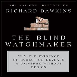 The Blind Watchmaker Audiobook