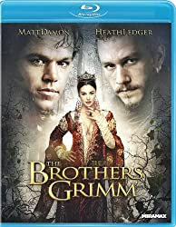 Brothers Grimm [Blu-ray]