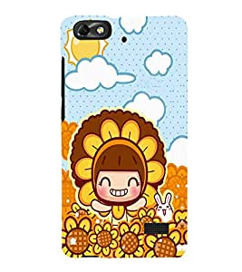 Ebby Premium Printed Mobile Back Case Cover With Full protection For HuaweiHonor4C (Designer Case)