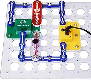 Elenco Snap Circuits Battery Eliminator by Elenco Electronics Inc