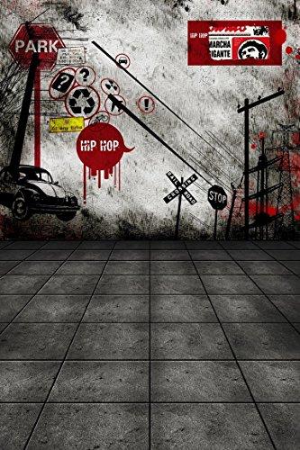 amonamour-sombre-salete-tache-plancher-grunge-mur-de-beton-signe-de-punk-rue-studio-graffitis-photog