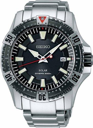 [セイコーウォッチ]SEIKO WATCH 腕時計 PROSPEX プロスペックス ダイバーズウオッチ ソーラー ハードレックス 200m潜水用防水 SBDJ005 メンズ