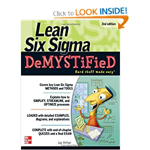 Lean Six Sigma Demystified, Second Edition e-book downloads