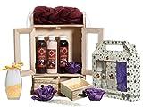 BRUBAKER 15-teiliges Beautypflege-Geschenkset Schoko & Vanilla