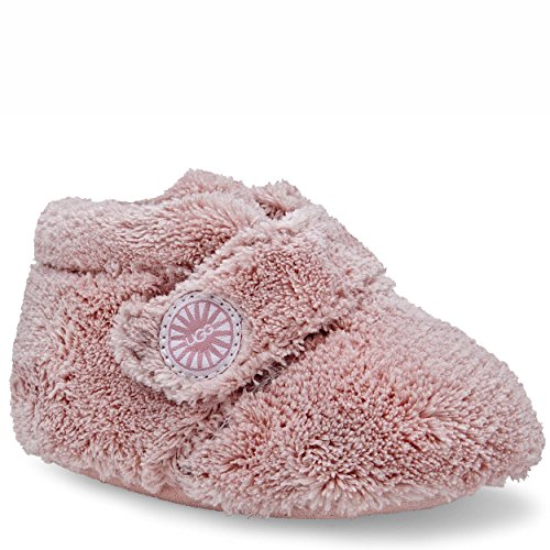UGG Unisex Bixbee Bootie (Infant/Toddler), Baby Pink, 12-18 Months M US Toddler