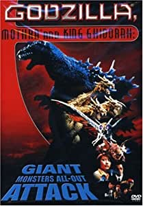 Godzilla, Mothra, King Ghidorah: Giant Monsters All-Out Attack (Sous-titres français)