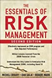 img - for The Essentials of Risk Management, Second Edition by Crouhy, Michel, Galai, Dan, Mark, Robert (2014) Hardcover book / textbook / text book